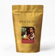 행복을 주는 커피 분쇄 리치 헤이즐넛향 500g